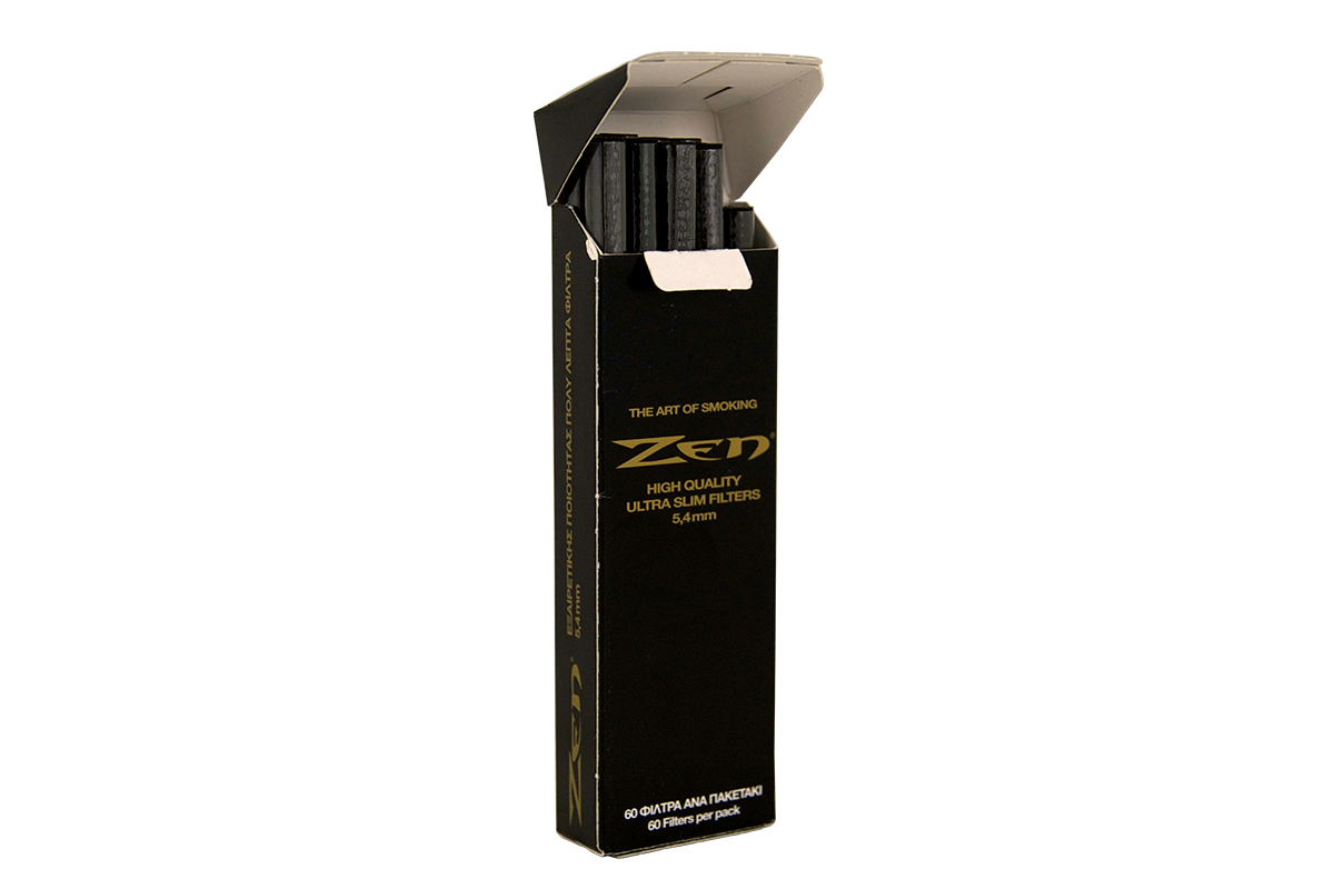 Zen Premium Black Ultra Tips