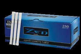 Zen White Cigarette Tubes