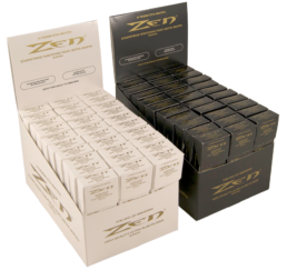 Zen Ultra Slim Filter Tips Box Display