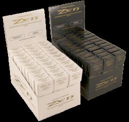 Zen Ultra Slim Cigarette Filters Box Display