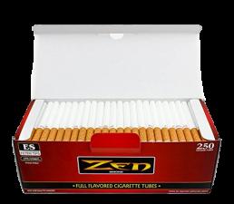 Zen Cigarette Tubes Open Box