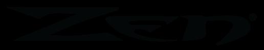 Zen Smoke Logo (Black)
